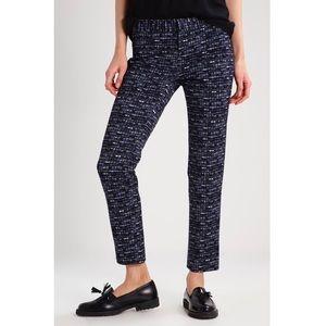 Banana republic Sloan skinny cropped pant trouser